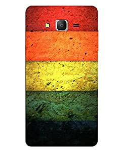 Back Cover for Samsung Galaxy On7
