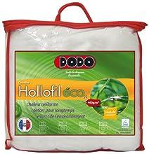 Dodo Hollofil Eco 2 Couette 200 x 200 cm Chaude Synthétique