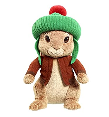 Peter Rabbit Collectable Plush Benjamin Bunny
