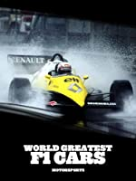 World Greatest F1 Cars