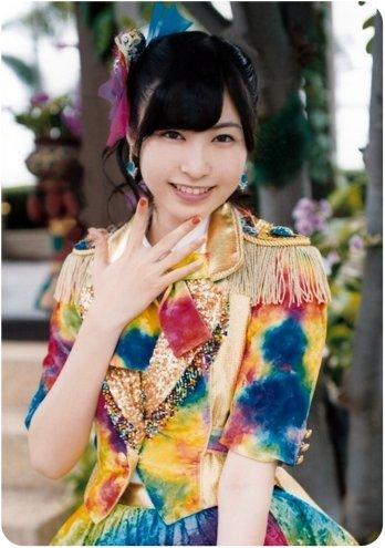 SKE48 B5 下敷き 賛成Ver. 『向田茉夏』