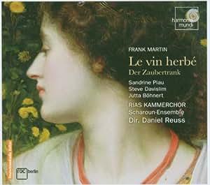 フランク・マルタン 魔法の酒 Martin: Le ven herbe (Der Zaubertrank)