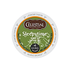 Keurig, Celestial Seasonings, Sleepytime Herbal Tea, K-Cup packs, 72 count