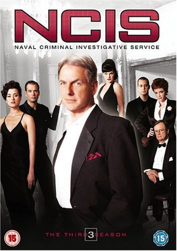 NCIS - Naval Criminal Investigative Service - Season 3 [UK Import]