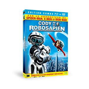 Cody le Robosapien [Blu-ray] [Combo Blu-ray + DVD]