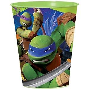 Teenage Mutant Ninja Turtles 16oz Plastic Party Cup