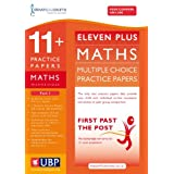 11+ Maths Multiple Choice Practice Papers: Pack 1 (First Past the Post)by ElevenPlusExams