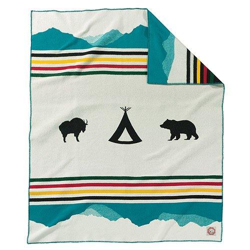 Where to buy Pendleton Blanket: 100th Anniversary of Glacier Park ...