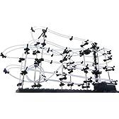 あなたの発想で組み立て♪★無限ループ スペースレール パズル 知育 脳トレ レベル3