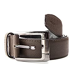 Sting Fine Quality Brown Color Leather Belt For Men