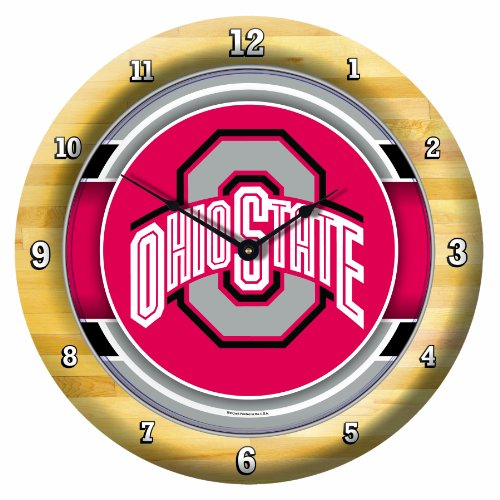 NCAA Ohio State Buckeyes Game Time Clock