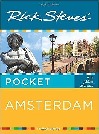 Rick Steves' Pocket Amsterdam written by Rick Steves