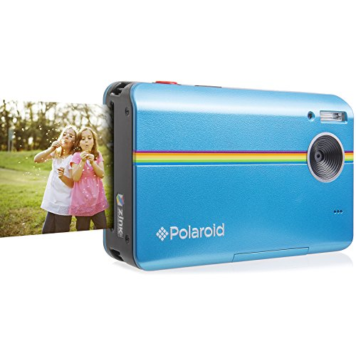 Cheapest Price! Polaroid Z2300 10MP Digital Instant Print Camera (Blue)