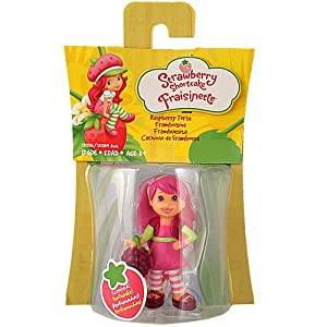 Strawberry Shortcake Hasbro Basic Figure Raspberry Torte: Toys & Games