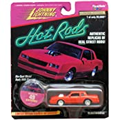 Johnny Lightning Hot Rods Collector No. 49 Beastmobile 1:64 Scale Die Cast Model