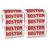 Big Mouth Toys Boston Sucks Novelty Toilet Paper, 2-Pack