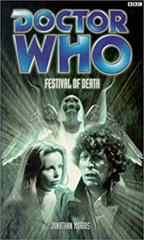 "Cover of ""Festival of Death (Doctor Who S..."