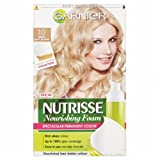 Nutrisse Nourishing Foam by Garnier Extra Light Blonde 10