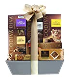 Wine.com Godiva Connoisseur Gift Basket