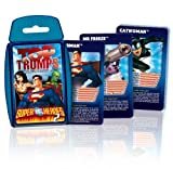 Top Trumps Deck Super DC Heroes 2