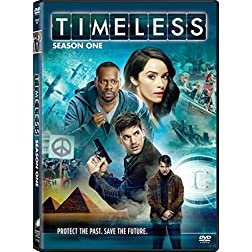 Timeless - Season 01