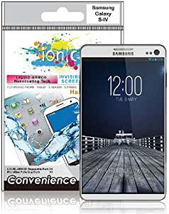Ionic Liquid-Armor Screen Protector Film Invisible for Galaxy S3 / New Galaxy S3 S 3 i9300