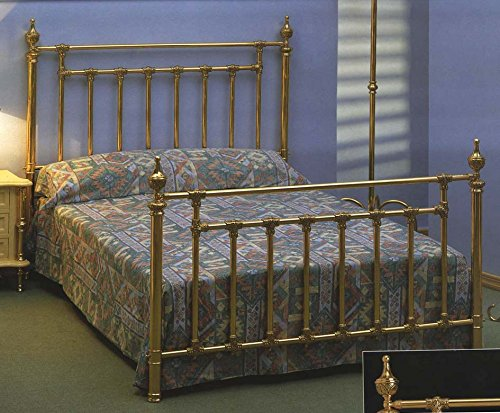 Lits en laiton et têtes de lit: modèle BORDEAUX.