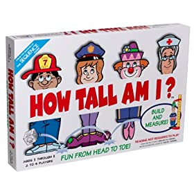 How Tall Am I Game