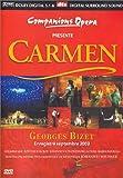echange, troc Carmen : The companions opera
