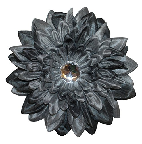 Webb Direct 2U Large Versatile 3 In 1 Two-Tone Daisy Flw Clip Platinum(1163) front-823082