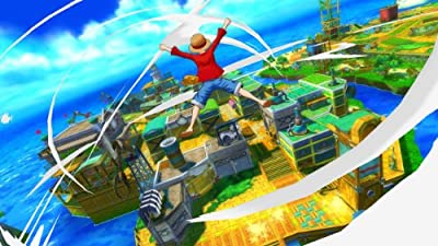 One Piece Unlimited World Red by Namco Bandai