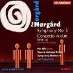 Symphony No. 3/ Concerto in Du