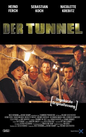 Der Tunnel [VHS]