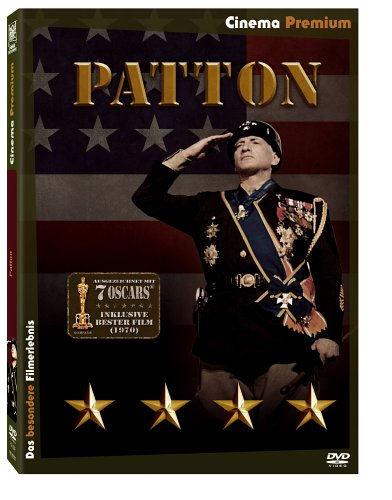 Patton (Cinema Premium Edition, 2 DVDs) [Special Edition]