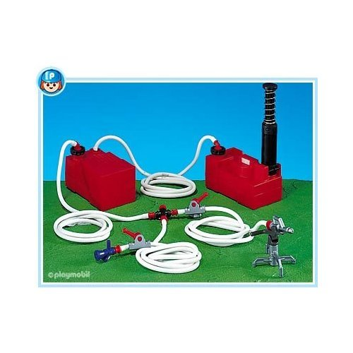 Playmobil Fire Brigade Extinguish System