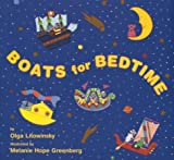 Boats for Bedtime (0395891280) by Olga Litowinsky