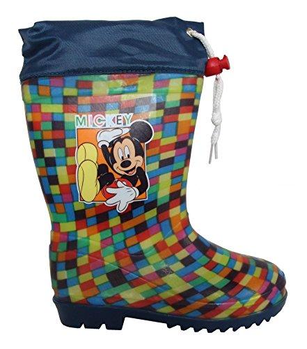 Stivali da pioggia per Bambino DISNEY 2304-976 MULTICOLOR size-map 27