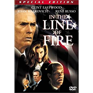 Amazon.com: In the Line of Fire (Special Edition): Clint Eastwood ...