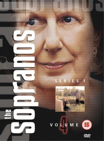 The Sopranos: Series 1 (Vol. 4) [DVD]