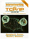 img - for Internetworking With Tcp/Ip: Client-Server Programming and Applications : At & T Tli Version (TCP/IP Vol. III) book / textbook / text book