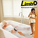 Limbo Waterproof Cast Protectors - For Showers AND Baths! (Adult Full Leg)