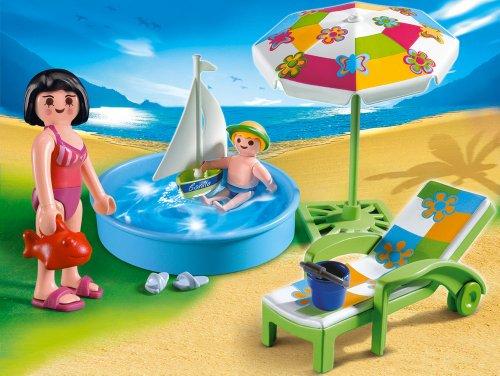 Playmobil 4864 statuina piscina gonfiabile - Piscina playmobil amazon ...