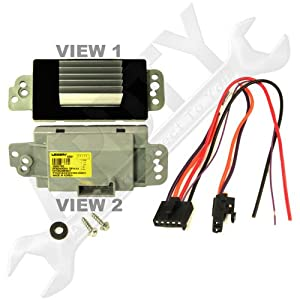 ACDelco 15-80567 Control Module Kit
