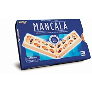 Mancala board game!