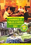 Chambres et tables d'htes, 2001