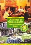 Chambres et tables d'h�tes, 2001