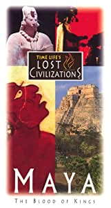 Maya: The Blood of Kings (Time Life's Lost Civilizations) [VHS]