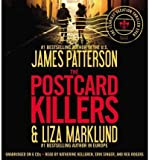THE POSTCARD KILLERS BY Patterson, James( Author)compact disc on Aug-16-2010