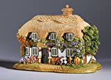 Lilliput Lane L3710 Woodturners Cottage New June 2014