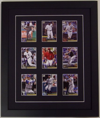 TC9 Trading Card Display Frame-9 cards- (Card Display Frame compare prices)